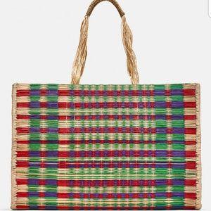 Zara Toe Bag